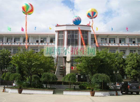 毕节地区财贸学校有哪些专业
