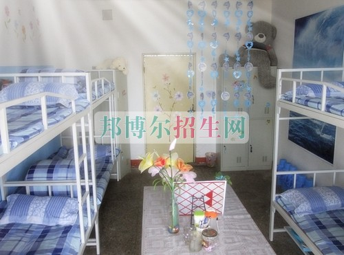 中北大学信息商务学院宿舍条件