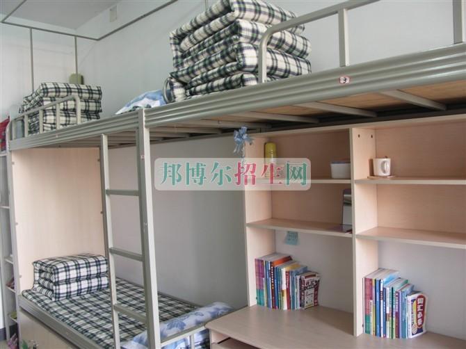 长江职业学院宿舍条件
