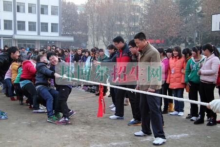咸阳市卫生学校