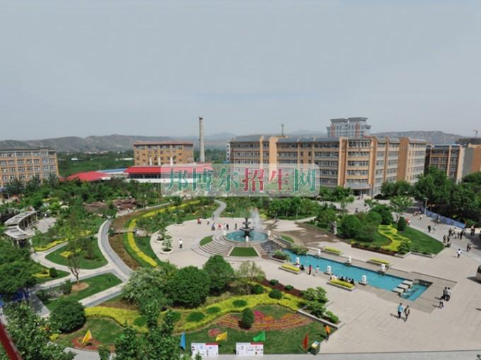 三门峡职业技术学院网站网址
