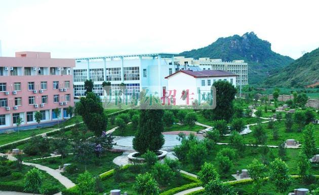 广西城市职业学院是几专