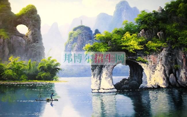 桂林山水职业学院宿舍条件
