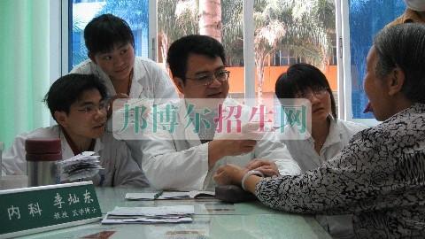中医学学校怎么样