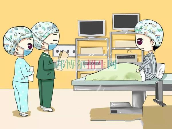 初中毕业学麻醉学怎么样