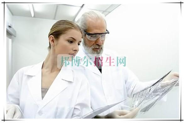 初中毕业能学医学影像专业吗
