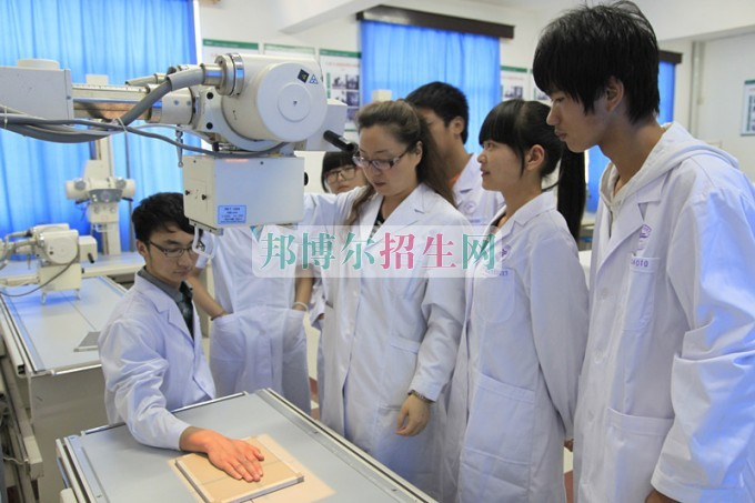 初中毕业学医学影像专业的学校