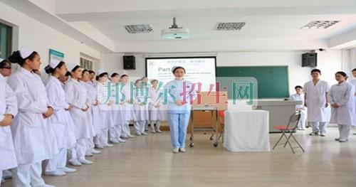 涉外护理开设有哪些课程