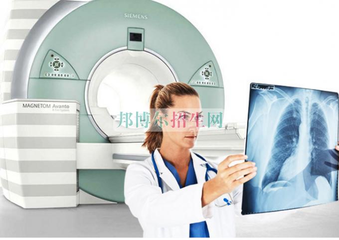 中专医学影像专业怎么考大专