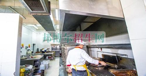 渭南职业技术学院食堂