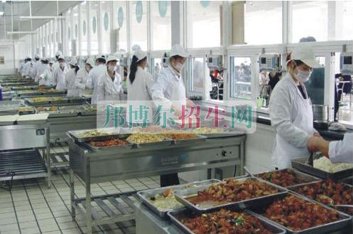 陕西职业技术学院宿舍条件