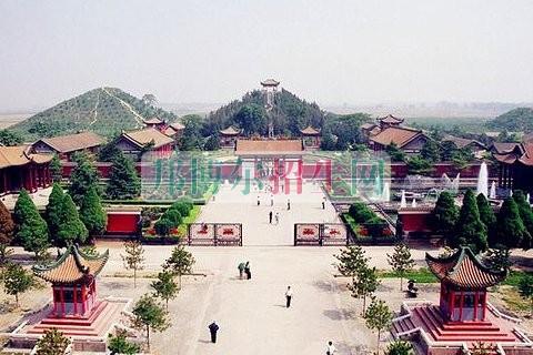 杨凌职业技术学院周边环境