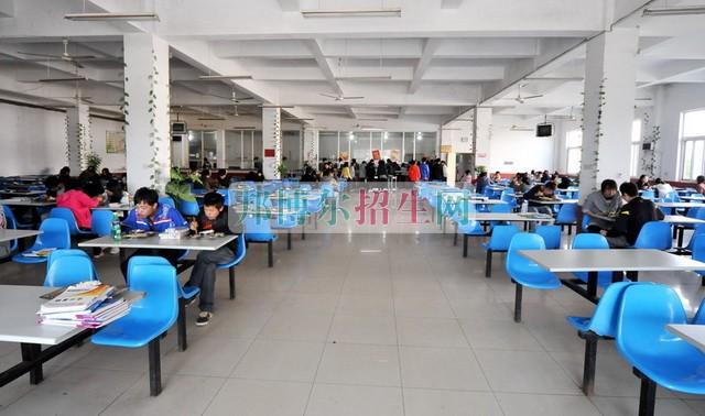 杨凌职业技术学院食堂