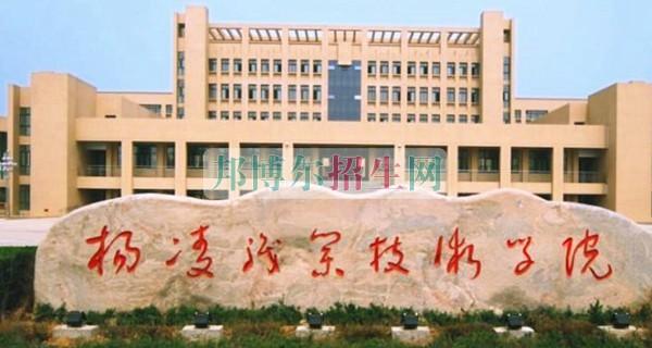 杨凌职业技术学院招生办联系电话