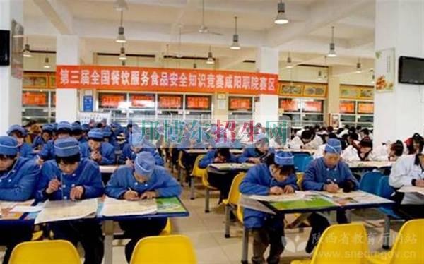 咸阳职业技术学院宿舍条件