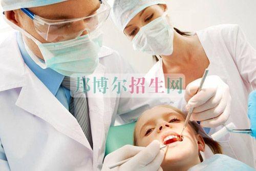 成都口腔医学好找工作吗