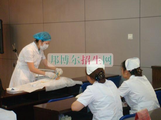 成都有几个涉外护理学校