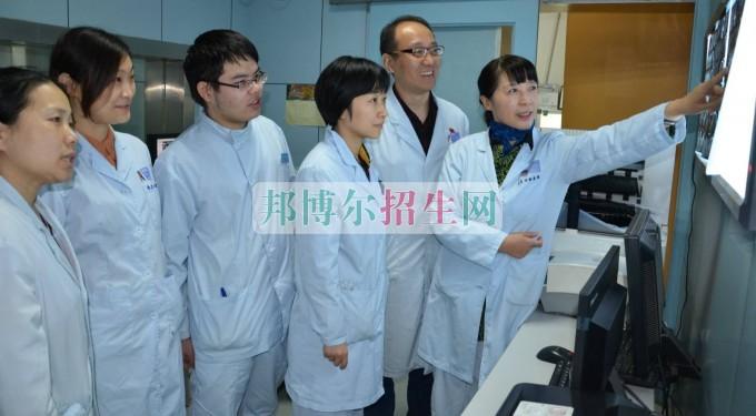 成都高中生读医学影像好吗