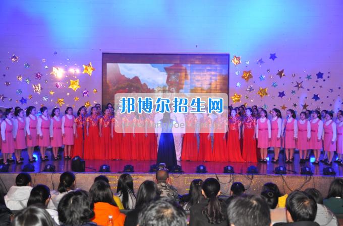 川南幼儿师范高等专科学校艺术系2014届汇报演出