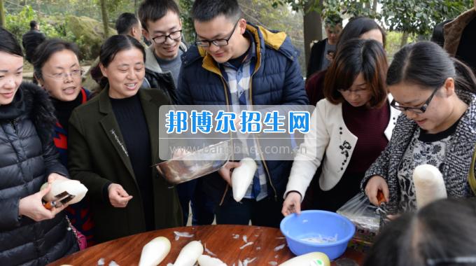 川南幼儿师范高等专科学校举行庆祝国际劳动妇女节活动