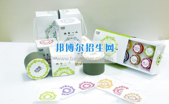 重庆航天职业技术学院艺术设计系举行2017届毕业设计展