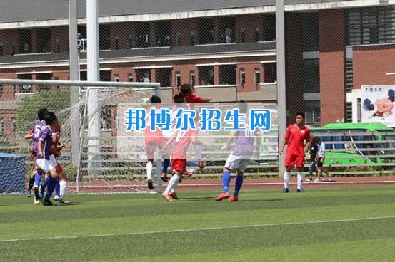 贵阳职业技术学院足球队获得2017年全省校园足球四级联赛高校超级组季军