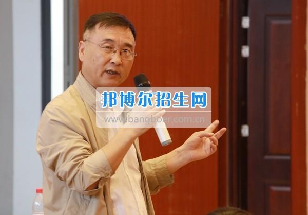 """贵州商业高等专科学校举行""""协同创新 共谋发展——高校服务区域经济发展论坛"""""""