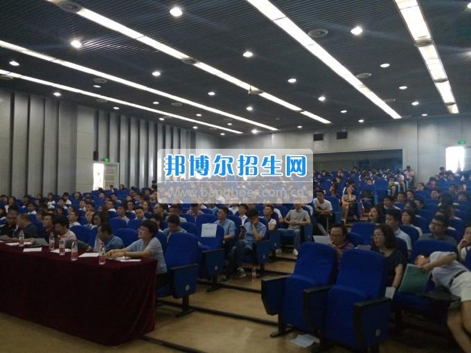 """四川长江职业学院建工系在""""李冰奖-开明杯"""""""