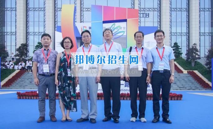 重庆公共运输职业学院参加第十届中国-东盟教育交流周