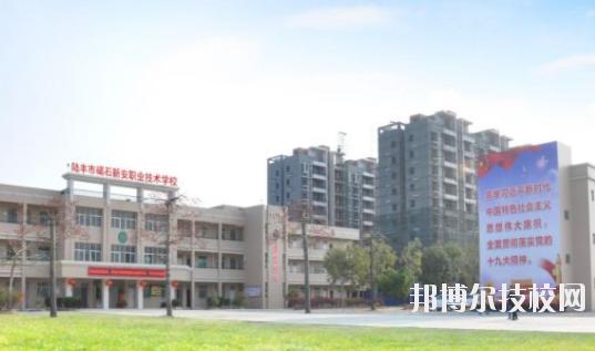 陆丰市碣石新安职业技术学校2