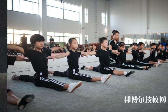 河北吴桥杂技艺术学校2020年招生录取分数线