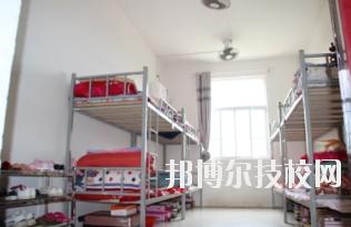 重庆益民技工学校2020年宿舍条件
