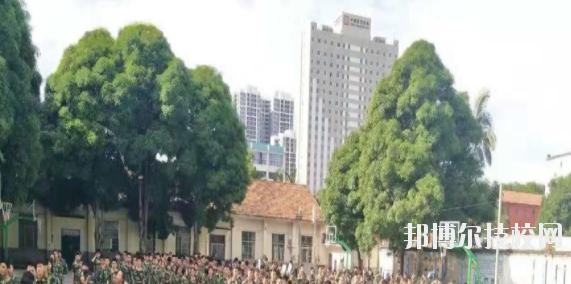 南宁信息工程职业技术学校2020年宿舍条件