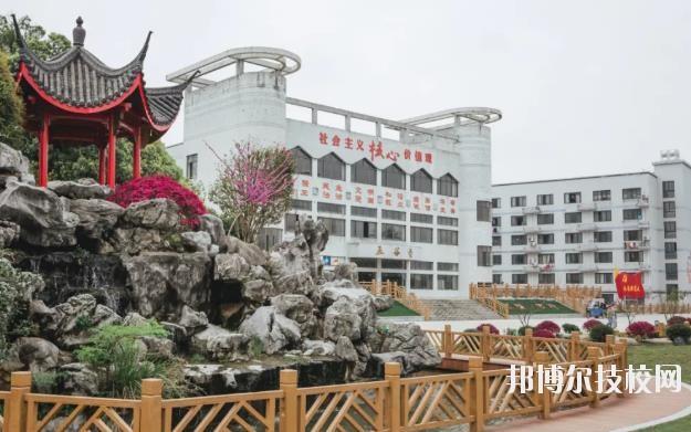 金华九峰职业技术学校2020年宿舍条件