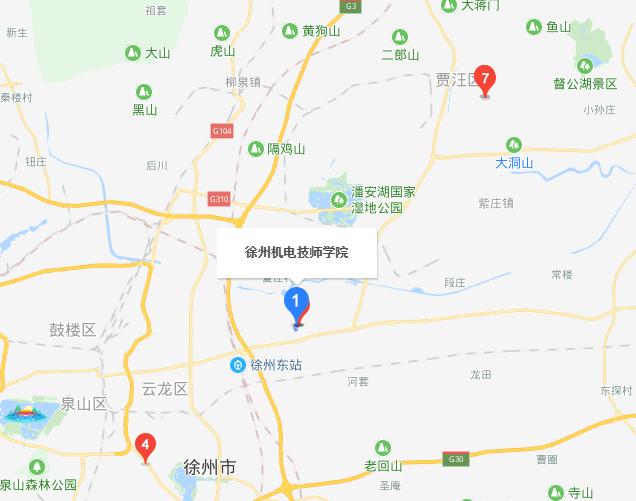 徐州机电技师学院地址在哪里