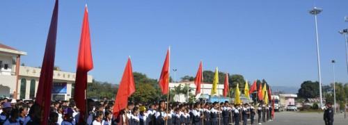 陇川职业高级中学