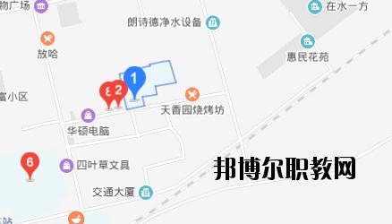 靖远职业教育中心地址在哪里