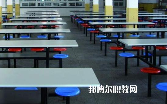 会宁现代科技职业学校食堂