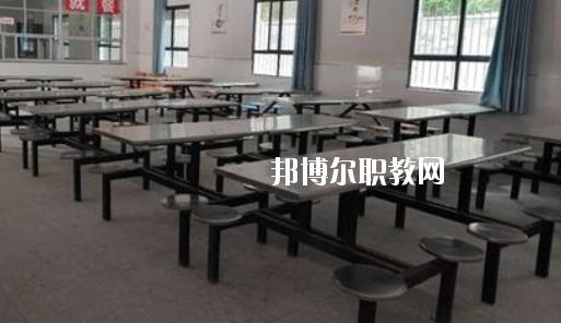 枣阳理工职业技术学校食堂