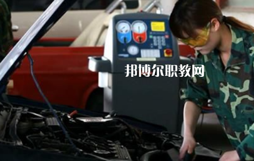 广东2020年女生可以读汽修学校吗