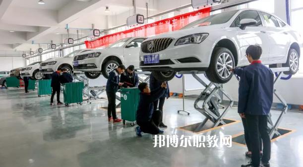 广东2020年读汽修学校要多少钱
