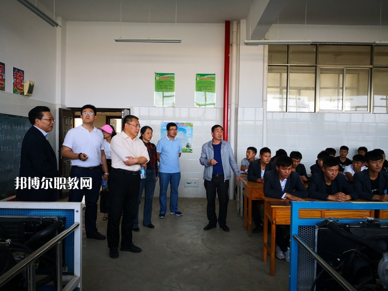 祥云县职业高级中学2021年有哪些专业