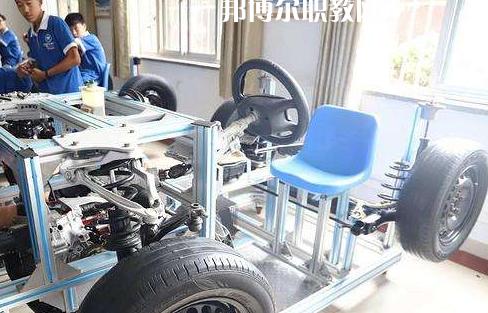 杭州2021年汽修学校要多少分